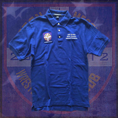 TMWC Men's national Championship polo