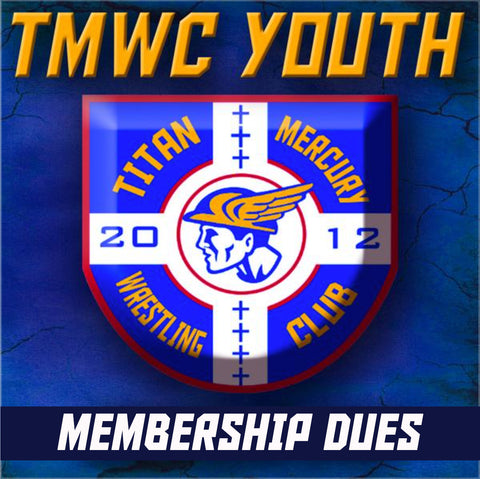 TMWC YOUTH MEMBERSHIP DUES
