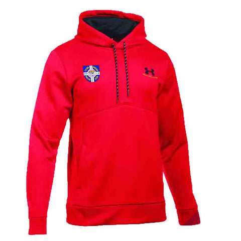 Under Armour Cuba Red Hoodie