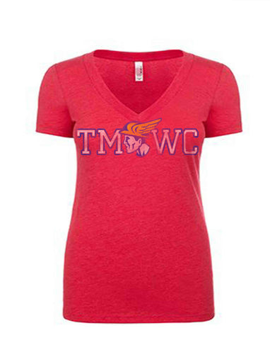 Women's TMWC Vintage Collegiate Shirt