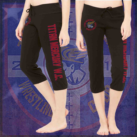 Women's TMWC Capris ON SALE NOW!