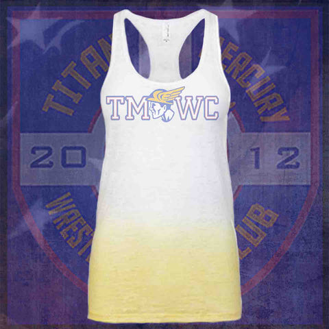 TMWC Women's Yellow Tank