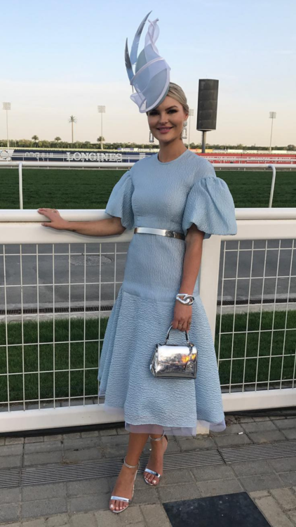 The Meydan Races- My Fashion Review
