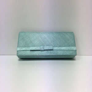 Small Clutch Bag - Aqua