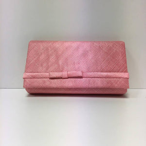 Large Clutch Bag - Bubble Gum
