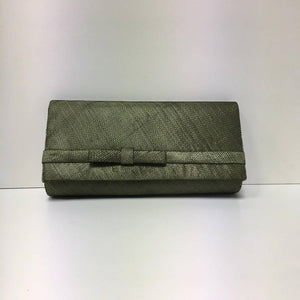 Small Clutch Bag - Dark Olive