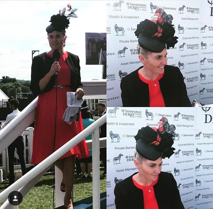 Hayley Moore - Derby Day Epsom Downs