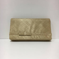 Large Clutch Bag - Gold