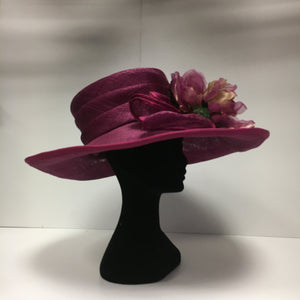 hat hire, hat hire epsom, hat, cheap hat hire, pink hat