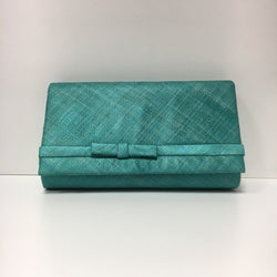Large Clutch Bag - Jade