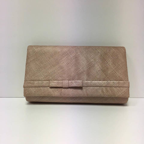 Large Clutch Bag - Latte