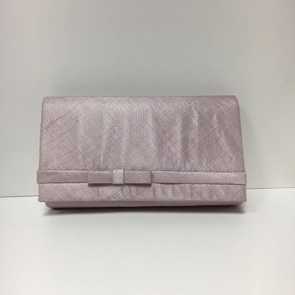 Large Clutch Bag - Lilac
