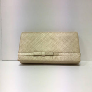 Large Clutch Bag - Ivory