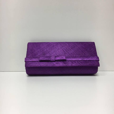 Small Clutch Bag - Purple