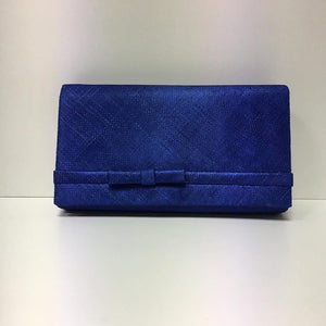 Large Clutch Bag - Saphire