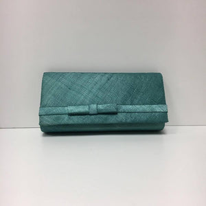 Small Clutch Bag - Teal