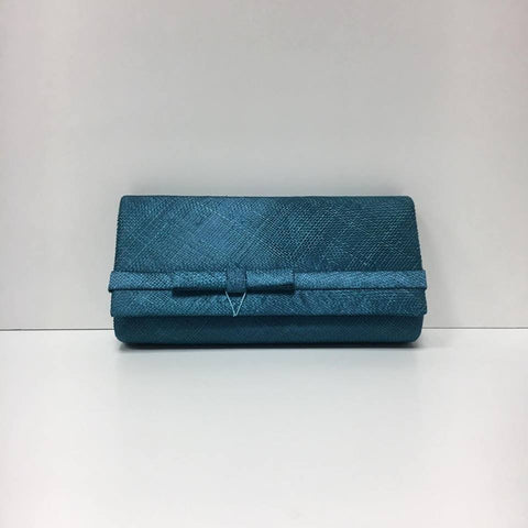 Small Clutch Bag - Winter Teal