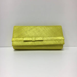 Small Clutch Bag - Yellow