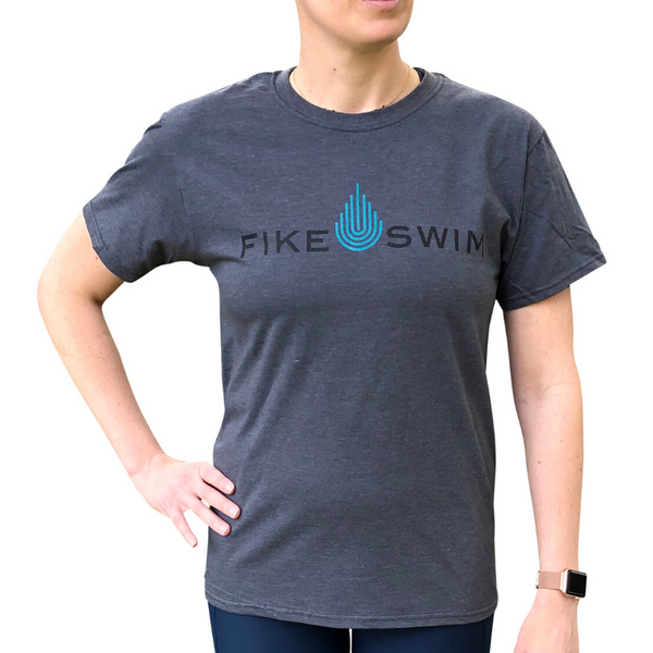 FIKE SWIM Dri-Power Ringspun Tee