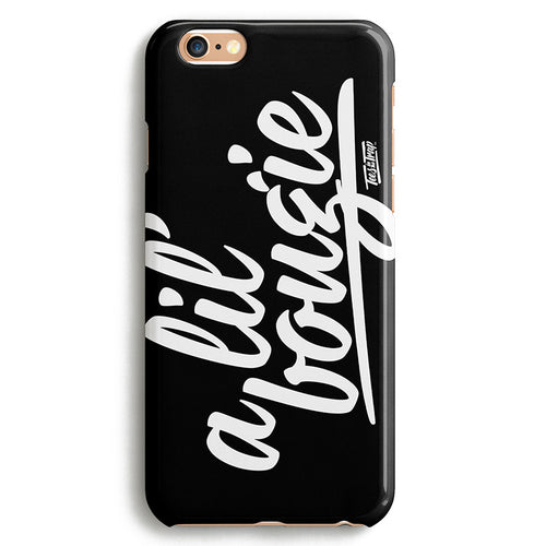 A Lil' Bougie iPhone Case