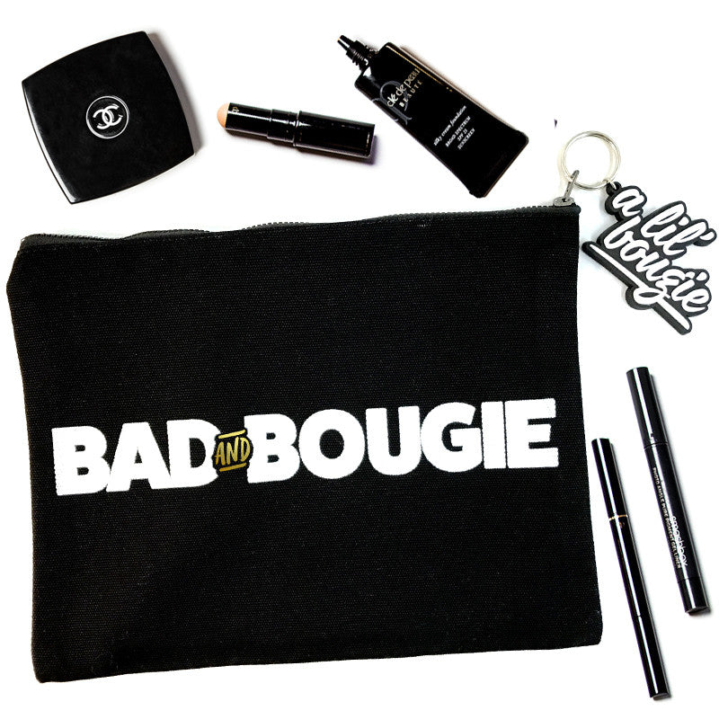 Bad and Bougie Makeup Bag