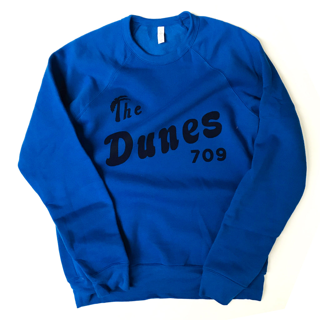 The Dunes 709 Raglan Sweatshirt