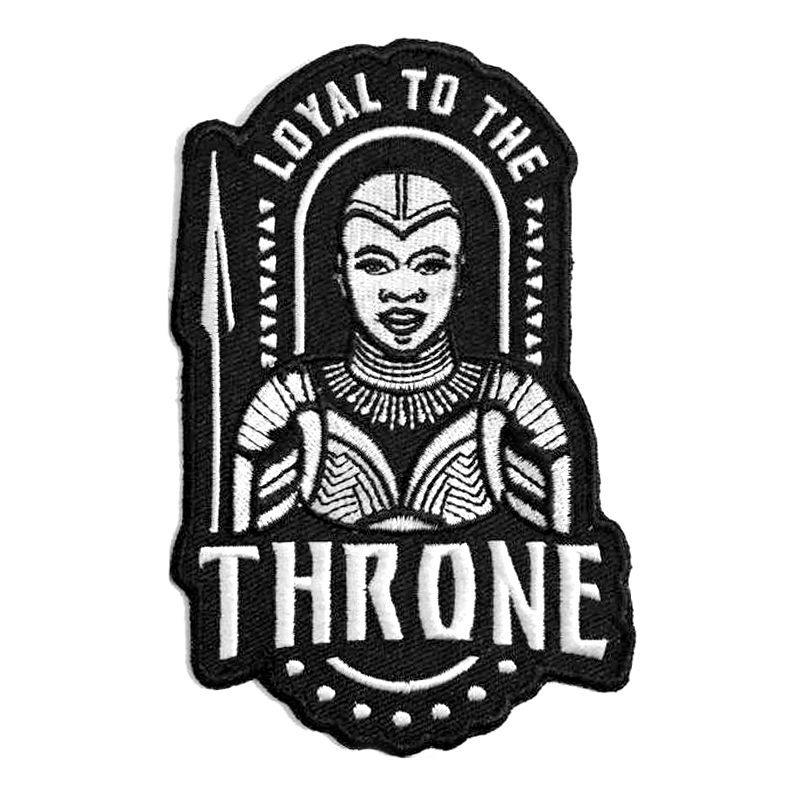 Loyal to the Throne Patch