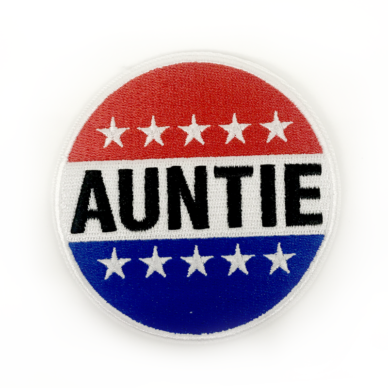 Maxine Waters Auntie Patch