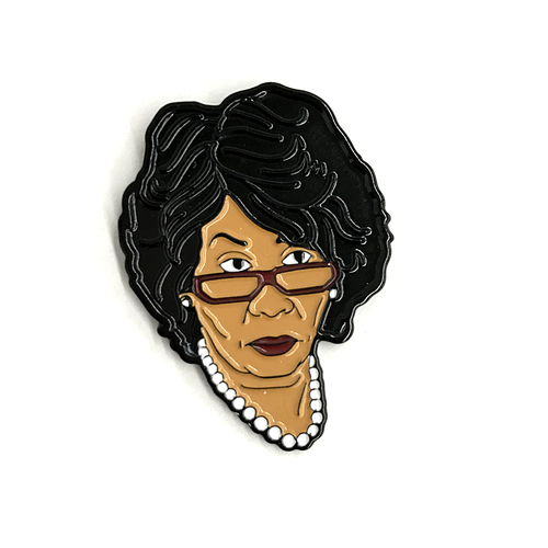 Maxine Waters Pin