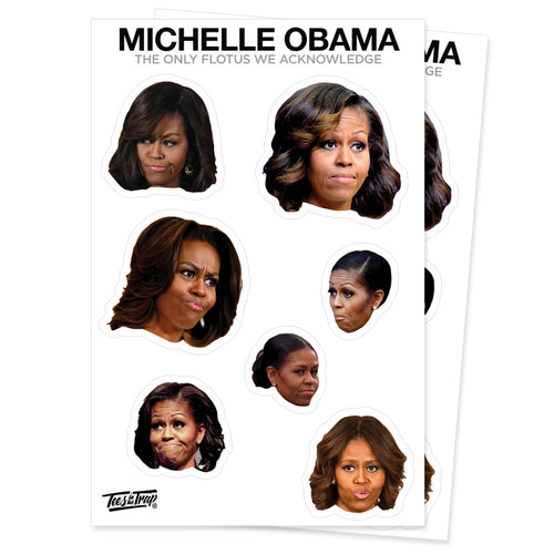 Michele Obama Stickers