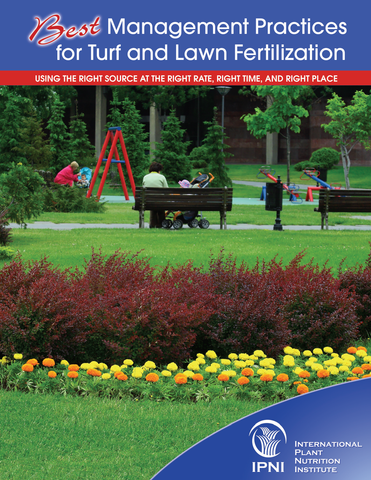 Best Management Practices for Turf and Lawn Fertilization (Package of 10)