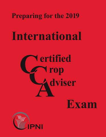 Preparing for the International Certified Crop Adviser (CCA) Exam