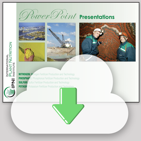 Power Point Slide Set: Fertilizer Technology