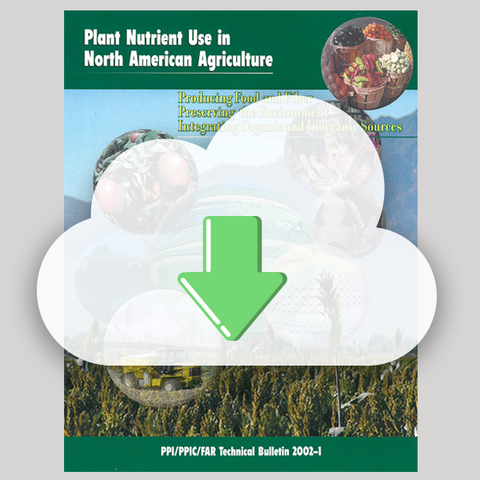 Plant Nutrient Use in North American Agriculture