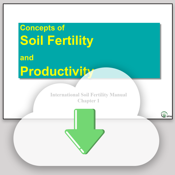 Power Point Slide Set: International Soil Fertility Manual