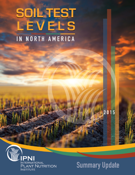 Soil Test Levels in North America: 2015 Summary Update