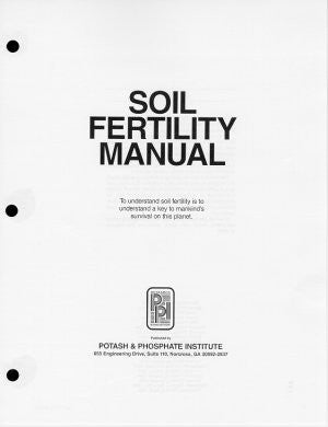 Soil Fertility Manual (Unbound version)