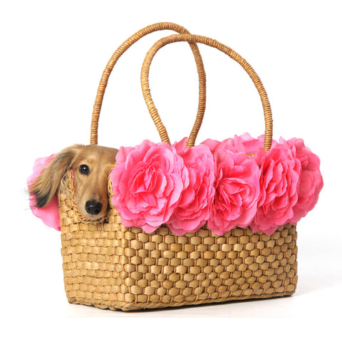 Blooming Pet Tote