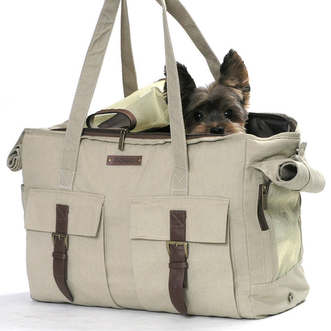 Bridgehampton Pet Tote