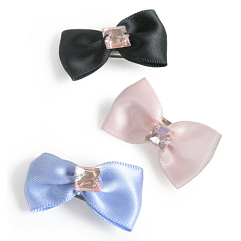 Britney Gem Bow Barrette