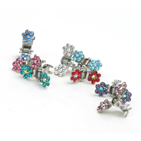 Mini Flower Clasps