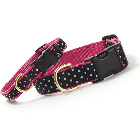 Glamour Dot Collar Large