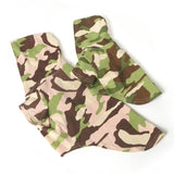 K-9 Camo Hoodie, Green + Pink, Sizes XS – XXL