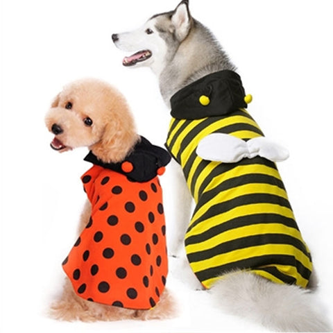 Lady Bug + Bumble Bee Costume