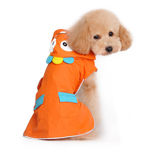 Little Monster Raincoat