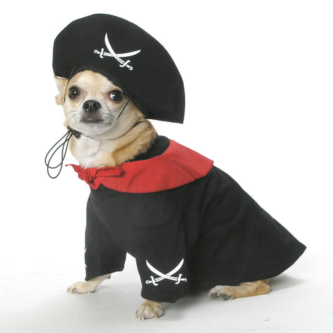 Pirate Costume, Size XL
