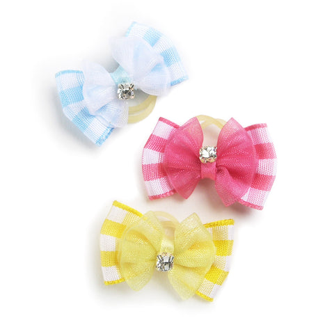 Savannah Gingham Bows