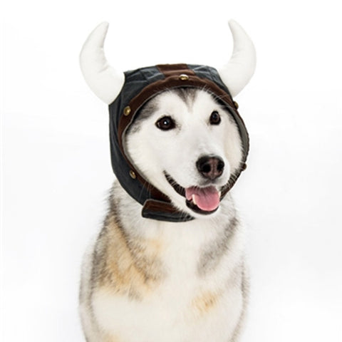 Plush Viking Helmet