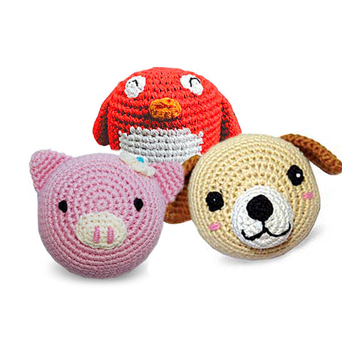 Woven Puppy Pals