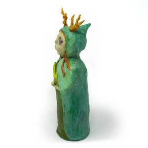 June Berry, the Forest  Mystic Sculpture